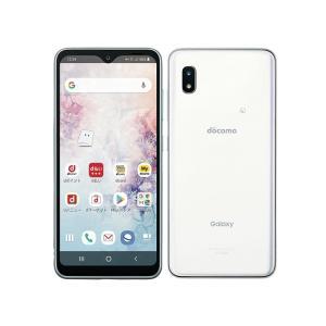 セイモバイル★SIMフリーdocomo Galaxy A20 SC-02M ホワイト 新品未使用品|seimobile