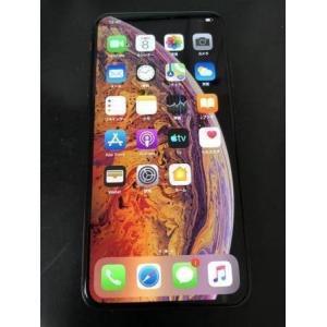 セイモバイル★中古品SIMフリー iPhone Xs MAX 64GB ゴールド  コンディションA...