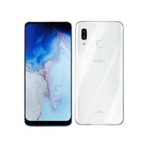 セイモバイル★SIMフリーAU Galaxy A30 SCV43 ホワイト 新品未使用品|seimobile