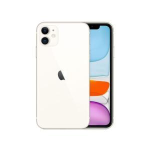 セイモバイル 国内SIMフリー iPhone 11 128GB ホワイト 新品未使用品 MWM22J/A|seimobile