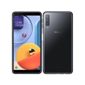 セイモバイル★国内SIMフリー Galaxy A7 ブラック SM-A750C 新品未開封品|seimobile