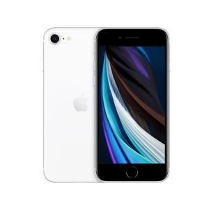 セイモバイル★国内SIMフリーiPhone SE (第2世代) 64GB ホワイト MX9T2J/A 新品未使用品 seimobile