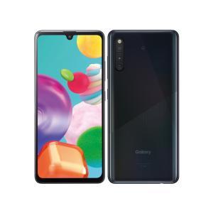 セイモバイル★SIMフリーAU Galaxy A41 SCV48 ブラック 新品未使用品|seimobile
