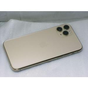 セイモバイル★中古国内SIMフリー iPhone 11 Pro 256GB ゴールド    コンディションS: 新品同様 seimobile