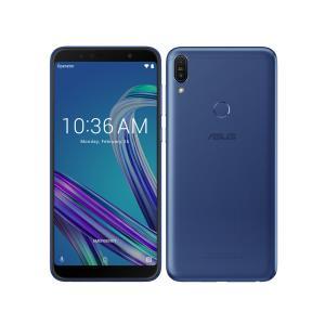 セイモバイル★国内未開封SIMフリーASUS Zenfone Max Pro M1 ZB602KL-BL32S3 スペースブルー  Android 8.1・6.0型 nanoSIM×2|seimobile