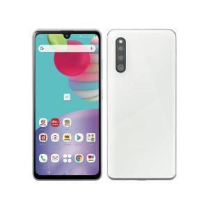 セイモバイル★SIMフリーdocomo Galaxy A41 SC-41A ホワイト 新品未使用品|seimobile