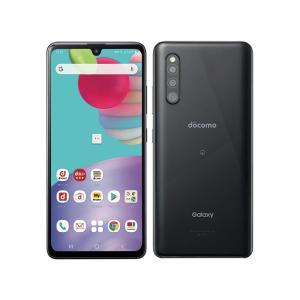 セイモバイル★SIMフリーdocomo Galaxy A41 SC-41A ブラック 新品未使用品|seimobile