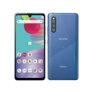セイモバイル★SIMフリーdocomo Galaxy A41 SC-41A ブルー 新品未使用品|seimobile