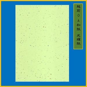越前和紙 光輝紙 草 B5(20枚) 0.15mm ME-104B5|seirindou