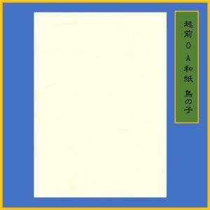 越前和紙 鳥の子 草ベージュ A4(15枚) 0.23m ME-316|seirindou