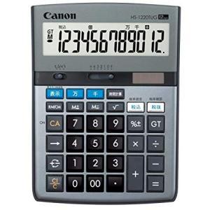 電卓 卓上タイプ 12桁 HS-1220TUG Canon|seirindou