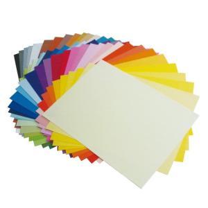 色画用紙 B4判用 50色 50枚入 /リ540