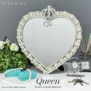 鏡 ミラー  壁掛け おしゃれ  ウォール 卓上 卓上鏡  卓上ミラー メイク メイク鏡 化粧鏡 か...