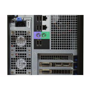 デスクトップパソコン 中古 パソコン Windows 10 オフィス付き DELL OptiPlex 7010 USFF (コンパクトサイズ) CPU:Core i3 3.30GHz メモリ:4GB HD:320GB seishinsj 07