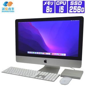 デスクトップパソコン 中古 パソコン アップル iMac OS High Sierra A1311 ...