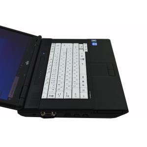 中古パソコン ノート Windows 7 WPS Office  富士通 FMV LIFEBOOK A550 15.6 HD液晶 CPU:Core i3 2.26GHz メモリ:4GB HD:160GB DVDマルチ DtoDリカバリ作成機能|seishinsj|06