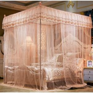 蚊帳 かや カーテン お姫様系 天使の世界へ 欧風|シングル|ダブル|クィーンサイズあり ky168