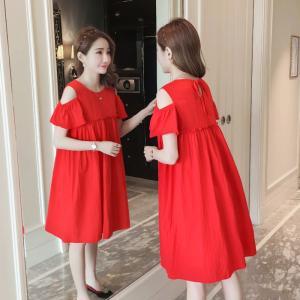 ◆素材: ポリエステル ◆セット内容: ドレス ◆季節:春秋夏 スタイル:ファッション  サイズ:バ...