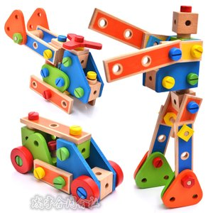 ウッデントイ 積木 おもちゃ 知育玩具 木のおもちゃ 出産祝い 1歳 2歳 3歳 男の子 女の子 赤ちゃん 誕生日プレゼント 収納ケース付き seiu