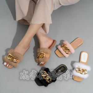 内履き 外履きファーサンダル ルームシューズ 履きやすい シューズ 靴 レディース フラットサンダル ミュール スリッパ  美脚 痛くない 歩きやすい シンプル seiu