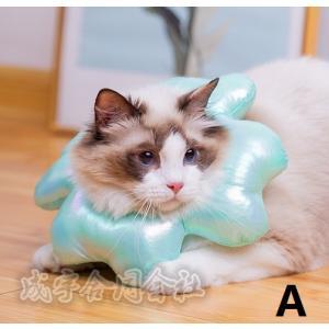 猫 犬 エリザベスカラー ペット用品 猫用 柔らかい 軽量 可愛い エリザベス サイズ調節可 傷舐め防止 引っ掻き防止 傷口保護 手術後のケア 保護 介護 seiu