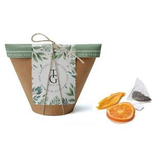喜ばれるプチギフト・フルーティーインカップ(マンゴー&オレンジ) 果実のフルーティーな香りとクラフト...