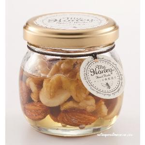 (引菓子ギフト)コータコートナッツの蜂蜜漬けMedia W21001-057|seiwayhouse