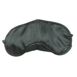 アイマスク(黒)│快適安眠グッズ 睡眠 旅行 仮眠 目隠し ブラック フリーサイズ