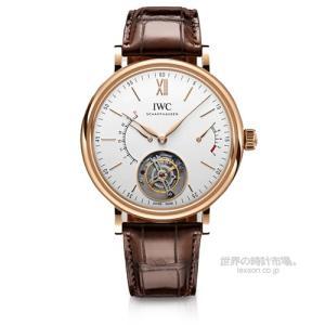 IWC IW516501 ポートフィノ ハンドワインド トゥールビヨン レトログラード<在庫や納期はお問合下さい>|sekainotokeiichiba