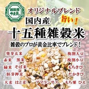 雑穀米 国産 送料無料 1kg 15種ブレンド 雑穀エキスパートが黄金比率ブレンド 安心の国内産雑穀使用|sekainoyamgen