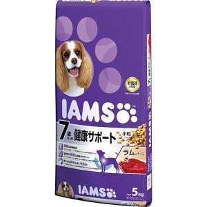 アイムス シニア用 7歳以上 ラム&ライス小粒 5kg