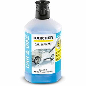 ケルヒャー KARCHER 3in1 カーシャンプー 1L 6.295-750.0