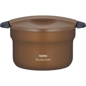 保温調理だから、手間のかかる料理もカンタン。一般の鍋に比べて長時間高温を維持できるので、保温したまま...