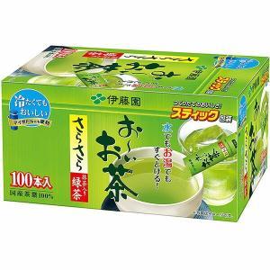おーいお茶 さらさら緑茶 100本入