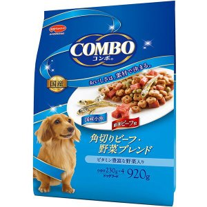 ビタワンコンボ 角切りビーフ・野菜ブレンド 920g|sekichu