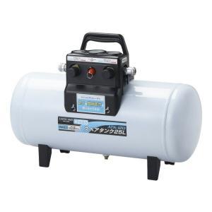 エアーコンプレッサーの補助タンクに。 ツインレギュレータで2つの吐出圧力を使い分け!  タンク容量:...