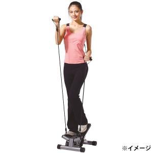 鉄人倶楽部 ミニステッパーパワーバンド付 IMC-26 フィットネス/筋トレ/運動 sekichu