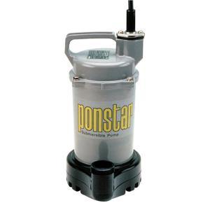 工進 水中ポンプ ポンスター 簡易汚物用 PSK-53210 東日本専用:50Hz 汚水・雨水対応【基本送料無料】|sekichu