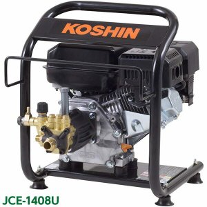 工進 エンジン式高圧洗浄機 JCE-1408U 掃除/清掃/洗車 基本送料無料|sekichu