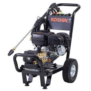 工進 エンジン式高圧洗浄機 JCE-1510UK 掃除/清掃...