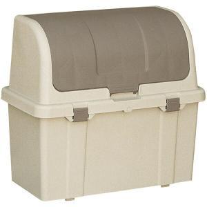 リッチェル 分別ストッカー W220CBE 収納/屋外用ゴミ箱/ベランダの写真