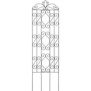 デザイントレリス 2100 GSTR-RC17L ガーデニング/ガーデンフェンス大型商品|sekichu