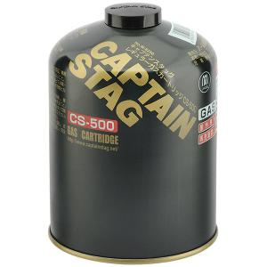 CAPTAIN STAG レギュラーガスカートリッジ CS-500 M-8250|sekichu