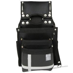 電工腰袋3段 SCL-8|sekichu