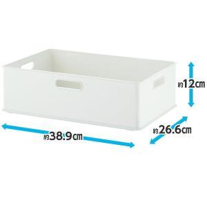 squ+ インボックス M SQB-M ホワイトの詳細画像1