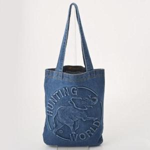 HUNTING WORLD ハンティングワールド バッグ DT-S 131 BLUE|sekido