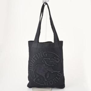 HUNTING WORLD ハンティングワールド バッグ DT-S 132 BLACK|sekido