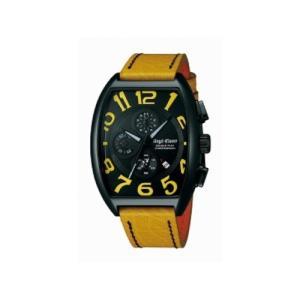 Angel Clover エンジェルクローバー 腕時計 メンズ DP38BYE-YE DOBLE PLAY|sekido