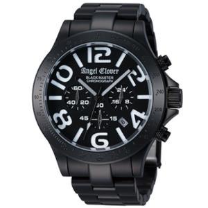 Angel Clover エンジェルクローバー 腕時計 メンズ BM46BBK BLACK MASTER|sekido