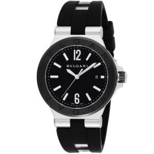 ブルガリ BVLGARI DIAGONO ディアゴノ DG42BSCVD メンズ 腕時計|sekido